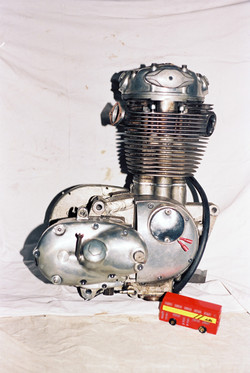 Rays Modified 5speed B50 Engine