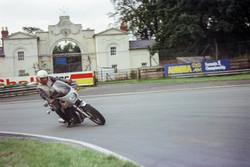 Ray, on his mate brand new Yamaha