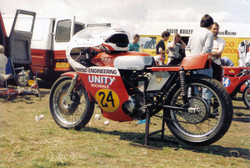 Unity B50 In Seeley Frame
