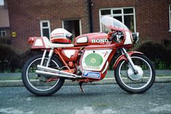 Ray's first Road Bike, Honda CB350
