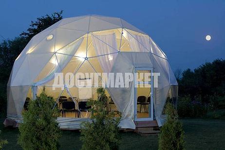 Арочный шатер купить