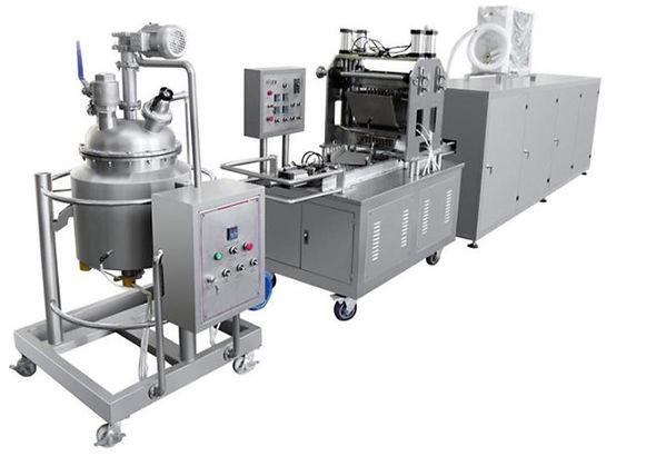 оборудование для производства леденцов 1