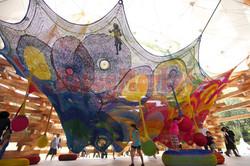Веревочный парк-лабиринт30