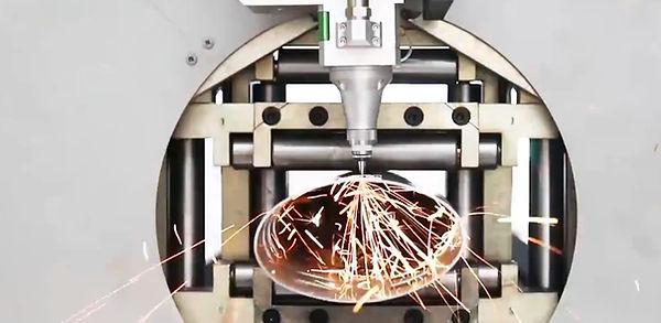 лазерный станок для резки металла с чпу