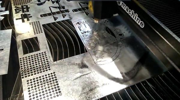 станок для плазменной резки металла с чп