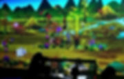 Интерактивный аттракцион сказочный мир 3