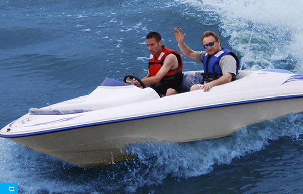 Джетбоат JetBoat моторная скоростная лод