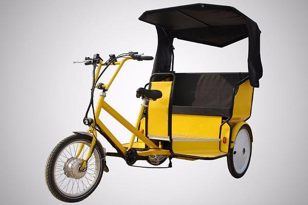 Веломобиль  велорикша