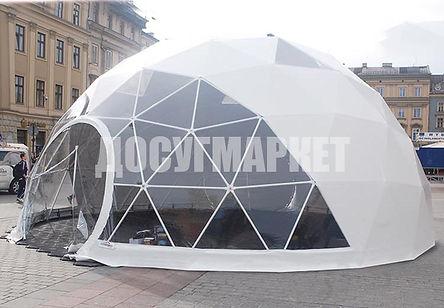 Геодезический купол купить