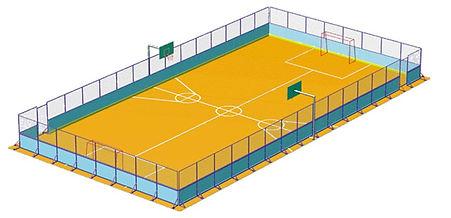 Спортивный корт