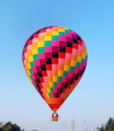 Тепловой аэростат (воздушный шар) купить