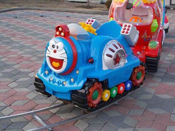 Детская железная дорога аттракцион