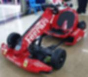 Дестский электромобиль Ferrari 01.jpg
