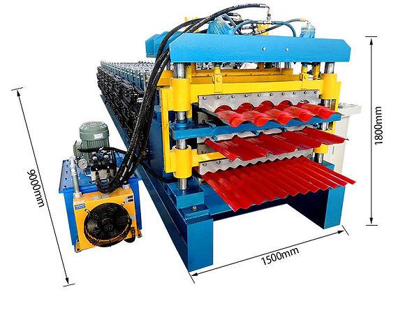 Оборудование для производства панелей ме
