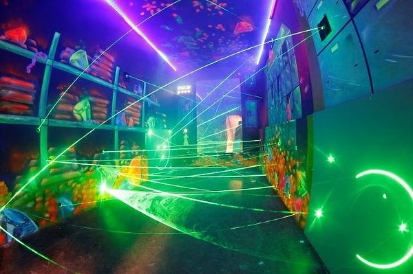 Лазерная комната