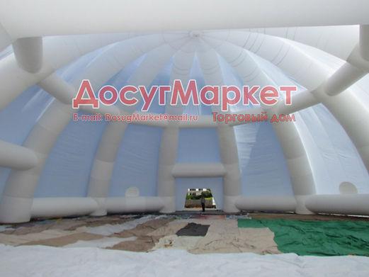 Надувной спорт шатер