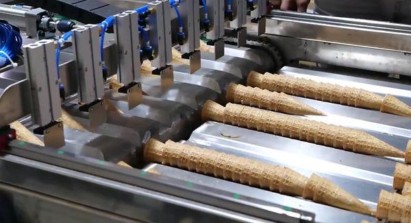 оборудование для производства мороженног