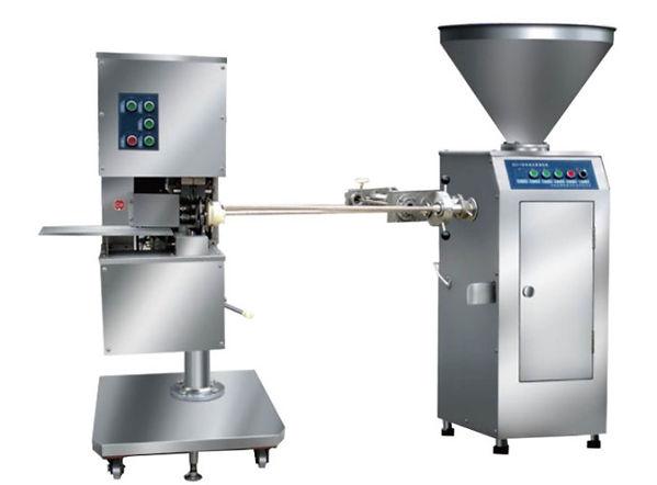 Оборудование для производства сосисок 3.