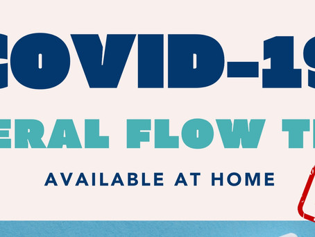 Have you ordered your rapid Covid-19 tests?