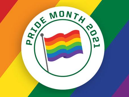 🌈 Pride Month - June 2021🌈