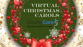 Who will be attending our Virtual Christmas Carol Concert?
