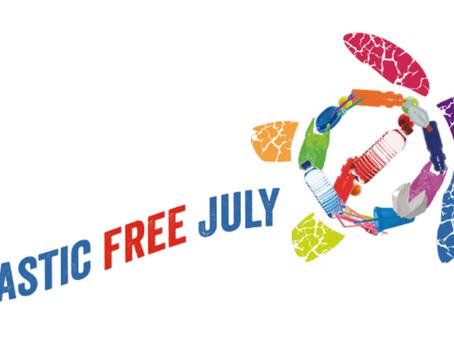 Plastic Free July 🌍