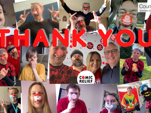 Red Nose Day Roundup! 🔴