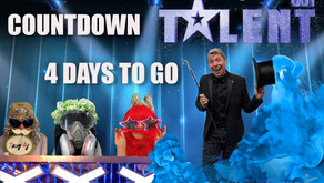 ⭐ 4 Days to go! County Care's Got Talent! ⭐