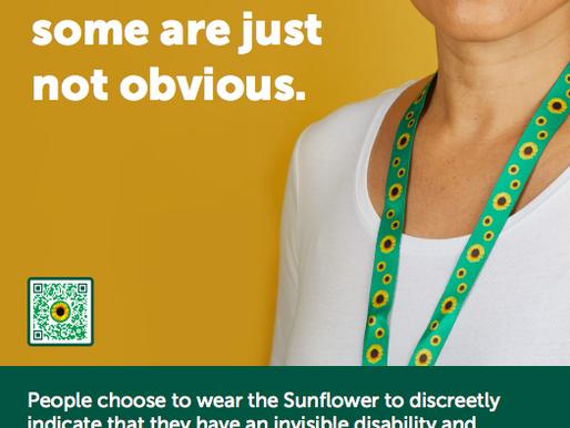 The Hidden Disabilities Sunflower 🌻