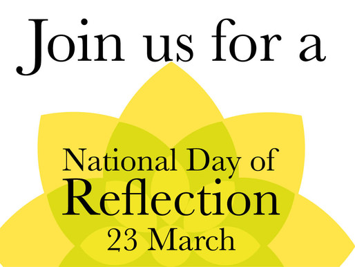 National Day of Reflection🕯️