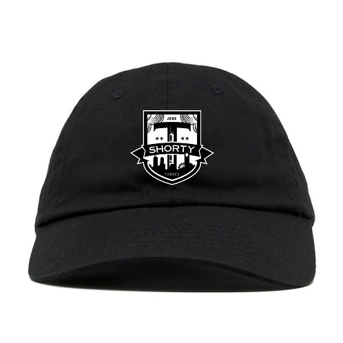 New TEAM SHORTY - Dad Hat Black