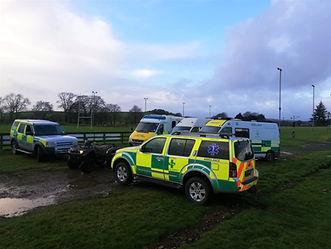 Private Ambulance Service Glasgow
