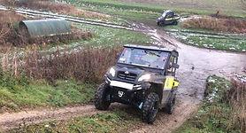 RoSPA offroad driver training in Scotland