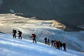 Mountain rescue medical cover