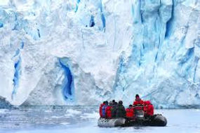 Arctic expedition medic