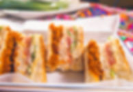 Eggoholic - Chicken Masala Sandwich - 88