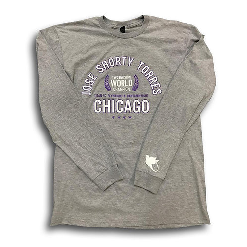 TEAM SHORTY LONG SLEEVE T-SHIRT