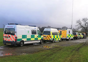 ambulance transfers scotland, ambulance transport scotland