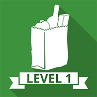 online level 1 food safety in retail