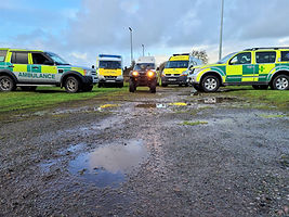 stewartry community resilience ambulance and transport