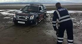 Specialist vehicle training across Scotland