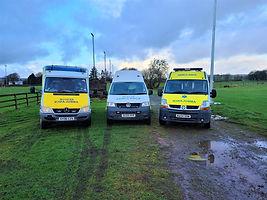 private ambulance admissions scotland