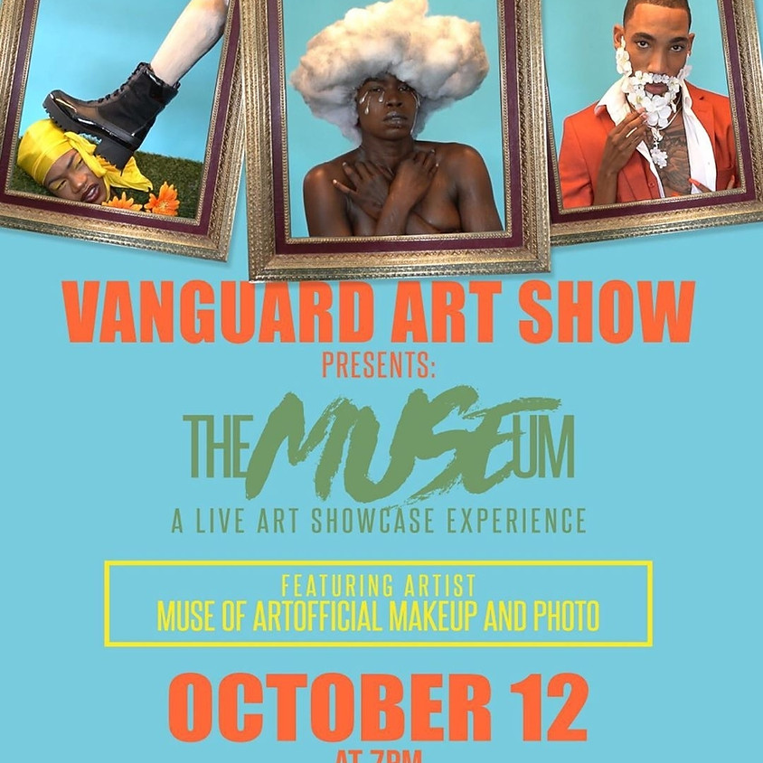 THE MUSE ART SHOW