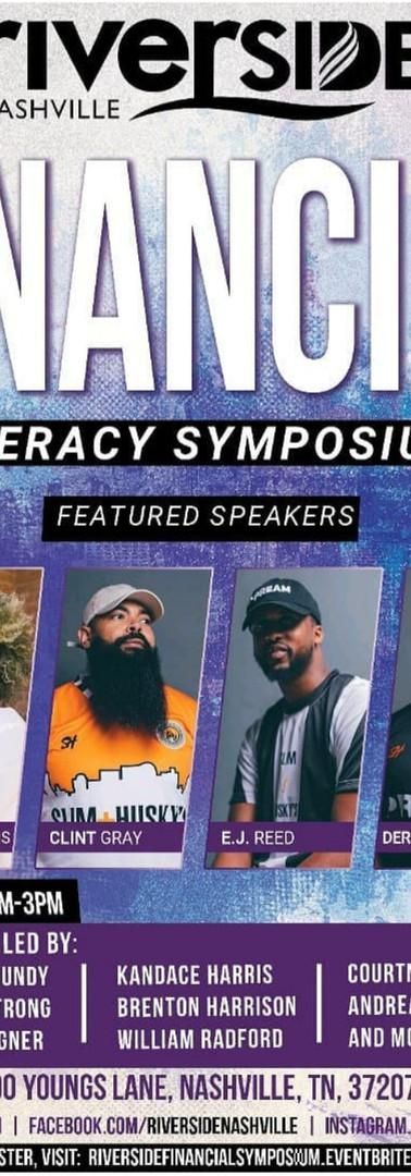 Riverside Financial Literacy Symposium
