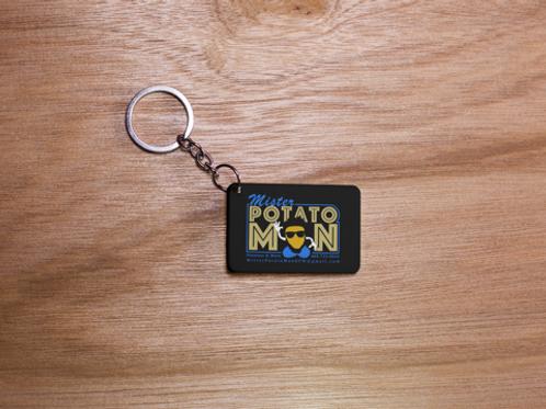 Mister Potato Man Keychain