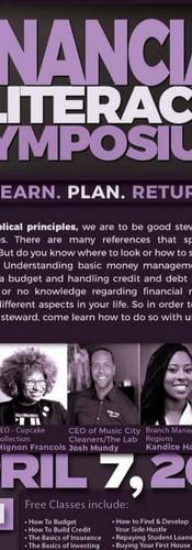 Financial Literacy Symposium