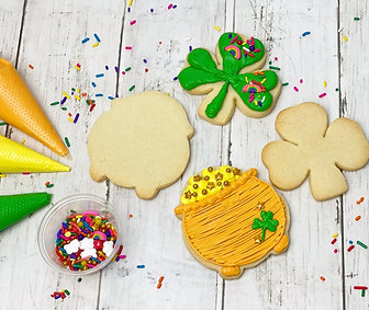 St. Patty's Day Cookie Kits