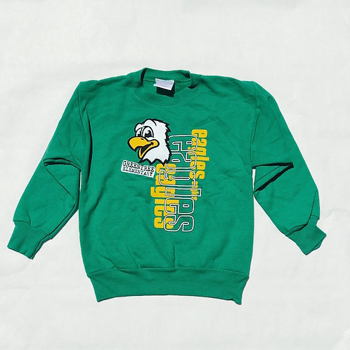 Greentree Crew Neck Sweatshirt