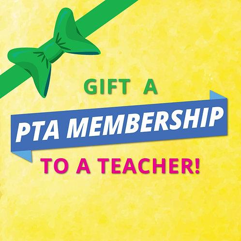 PTA Membership For Teacher
