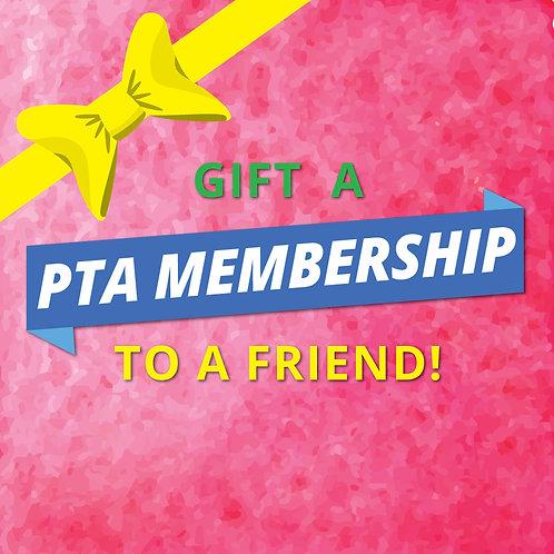 PTA Membership Pay It Forward